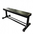 Flat Bench With Dumbell Rest